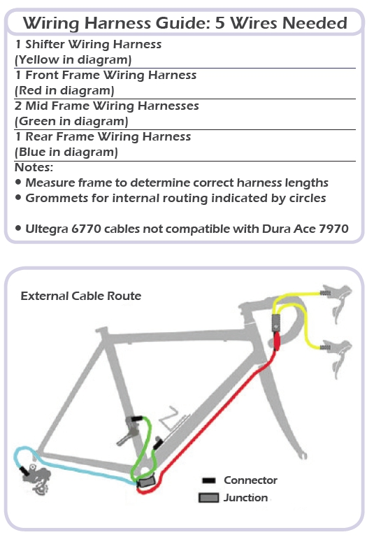 Ultegra_Di2 external_cable_routing?osCsid=caaf59df88b8eb30bcfb3b27460c5a7c pedal force super light carbon bicycle shimano ultegra di2 wiring diagram at webbmarketing.co