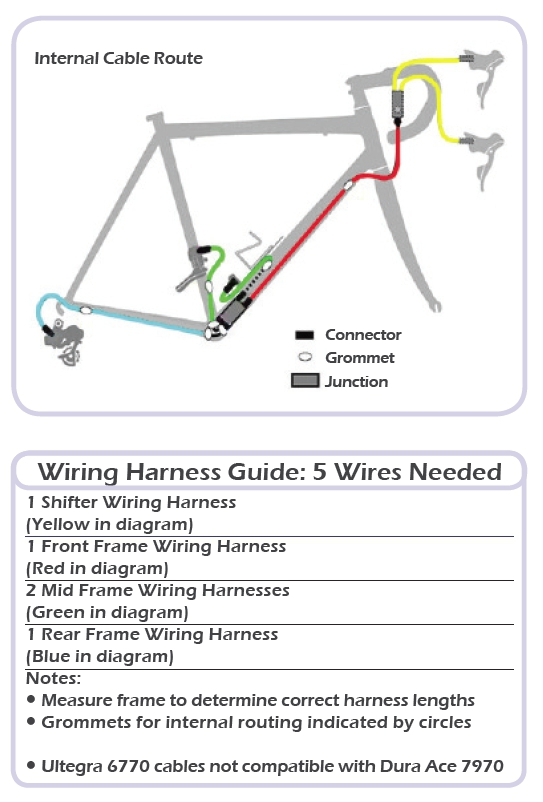 shimano dura ace di2 manual