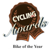 Bike of the Year